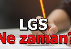 Liseye Geçiş Sınavı(LGS) ne zaman LGSde kaç soru sorulacak