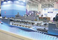 Amiral gemisi 2021'de denizde