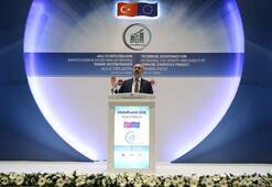 Bakan Gül: Reform irademiz artarak devam etmekte