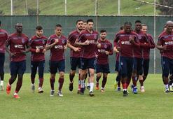 Trabzonspor 3 oyuncusundan mahrum çalıştı