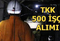 Türkiye Taşkömürü Kurumu 500 işçi alacak İşte başvuru şartları