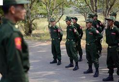 Myanmar ordusundan yargısız infaz