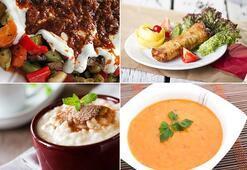 1. Gün iftar menüsü