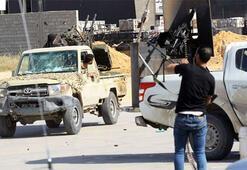 Hafter güçlerinin karargahına saldırı: 9 ölü