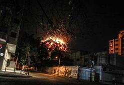 İsrail, Gazzede AAnın ofisinin de bulunduğu binayı vurdu