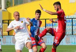 İstanbulspor - Kardemir Karabükspor: 1-0