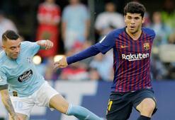 Şampiyon Barcelona, Celta Vigoya kaybetti