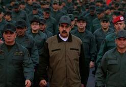 Venezuela'da o vekillerin dokunulmazlığı kaldırılacak