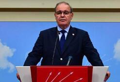 CHP Sözcüsü Faik Öztraktan Çelike yanıt: 'Milletle alay etmeyin'