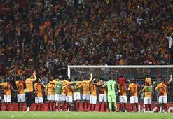 Galatasarayın derbi hasılatı 9.8 milyon TL