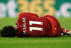 Liverpool açıkladı: Salah, Barça maçında yok