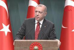 Son dakika... Cumhurbaşkanı Erdoğan: İntikamları misliyle alınmıştır