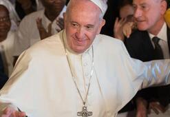 Papa barış için dua okudu