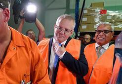 Avustralya Başbakanı Morrisona yumurtalı saldırı