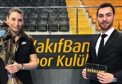 Şampiyon Vakıfbank Skorere konuştu