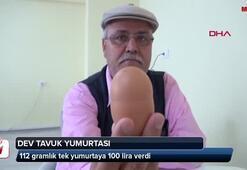 112 gramlık tek yumurtaya 100 lira verdi