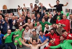 Denizlispora süper şampiyonluk primi...