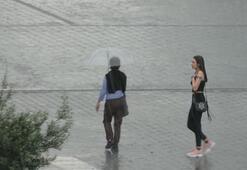 Aniden bastırdı İstanbullular hazırlıksız yakalandı