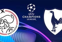 Ajax Tottenham maçı ne zaman saat kaçta hangi kanalda canlı yayınlanacak