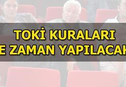 TOKİ İstanbul kuraları tarihi belli oldu mu 2019 TOKİ İstanbul kura çekimi