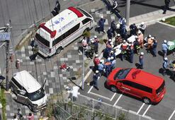 Japonyada feci görüntüler
