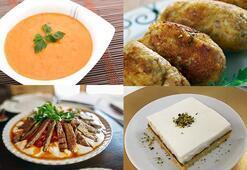 4. Gün iftar menüsü