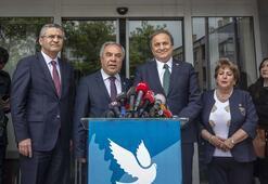 CHPden DSPye 'İstanbul seçimi' ziyareti