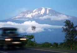 Kilimanjaro Dağına teleferik