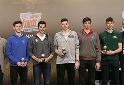 Basketbol Gençler Liginin dörtlü final toplantısı düzenlendi