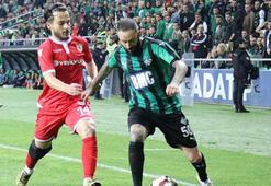 Sakaryaspor - Yılport Samsunspor: 1-0