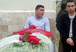 Kardeşinin cenazesine son anda yetişti ve... Kahreden an