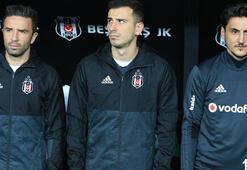 Oğuzhan Özyakup Beşiktaşa veda ediyor