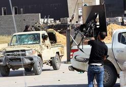 Libyada çatışmalar yeniden patlak verdi