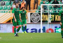 Akhisarspor, Süper Lige veda etti