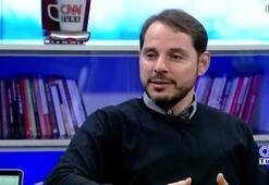 Bakan Albayrak, CNN TÜRK canlı yayınında açıkladı