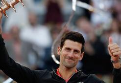 Madrid Açıkta şampiyon Djokovic