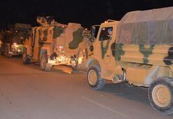 Suriye'ye komanda takviyesi