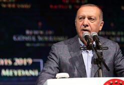 Cumhurbaşkanı Erdoğandan İstanbul mesajı: Milli iradeyi savunacağız