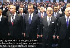 İstanbul'da yol haritası şekillendi... CHP, beş koldan kampanya yapacak