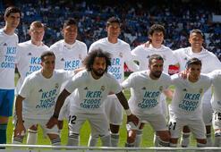 La Ligada son 45 yılın en başarısız Real Madridi
