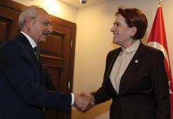 Görüşme sonrası Kılıçdaroğlu ve Akşenerden ortak açıklama