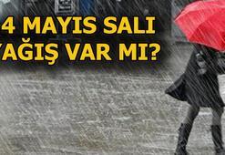 Meteorolojiden son dakika hava durumu açıklaması: Yarın yağış durumu...