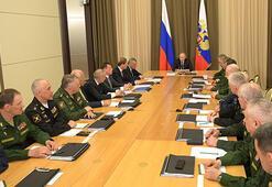 Putinden Orduyu S-400ler ile donatın talimatı