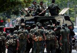 Müslümanlara saldırılar düzenlenen Sri Lankada süresiz sokağa çıkma yasağı