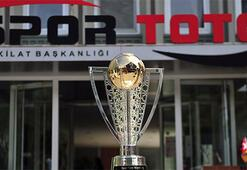 Spor Toto Süper Ligde şampiyonluk kupası tanıtıldı
