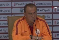 Fatih Terim: Herkes kendi maçlarını bıraktı bizi konuşuyor