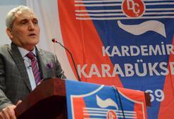 Mehmet Yüksel: Karabükspor bu sonu hiç hak etmedi