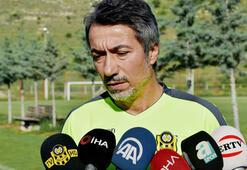 Ali Ravcı: Lig daha bitmedi