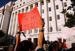ABDnin Alabama eyaletinde kürtajı yasaklayan tasarı kabul edildi