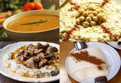 Günün iftar menüsü: 11. gün